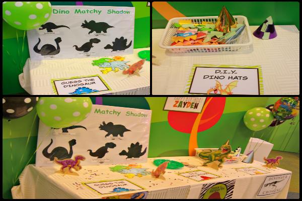 Dino D.I.Y. Activities