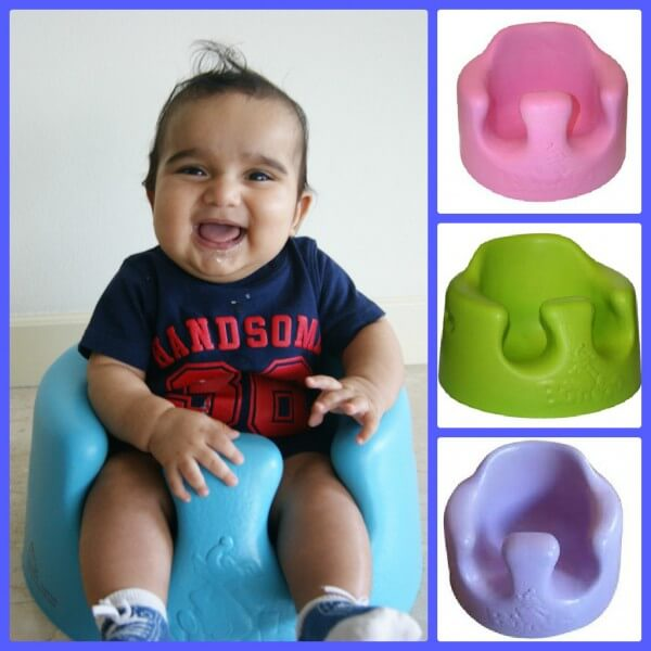 The Bumbo Baby Seat - The Must Have Baby Item of The Week