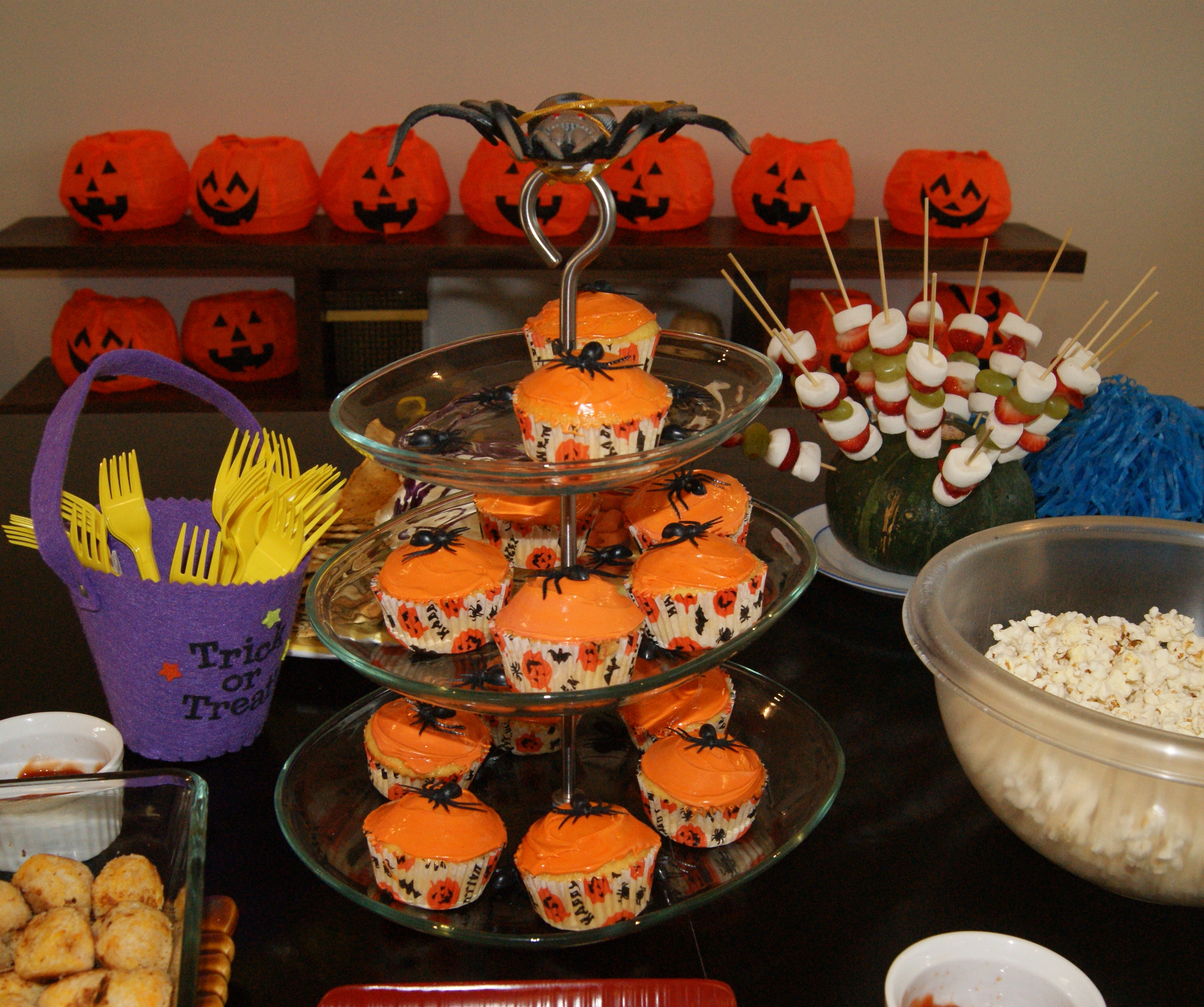 Spooktacular Halloween Party for Toddlers and Babies