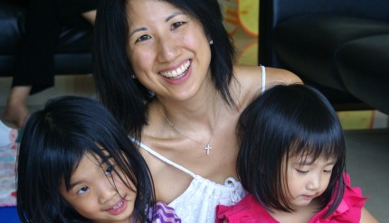 Featured Super Mom Amy