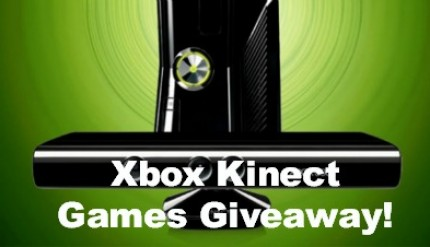 Xbox Kinect Super Giveaway