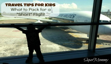 Travel Tips for Kids