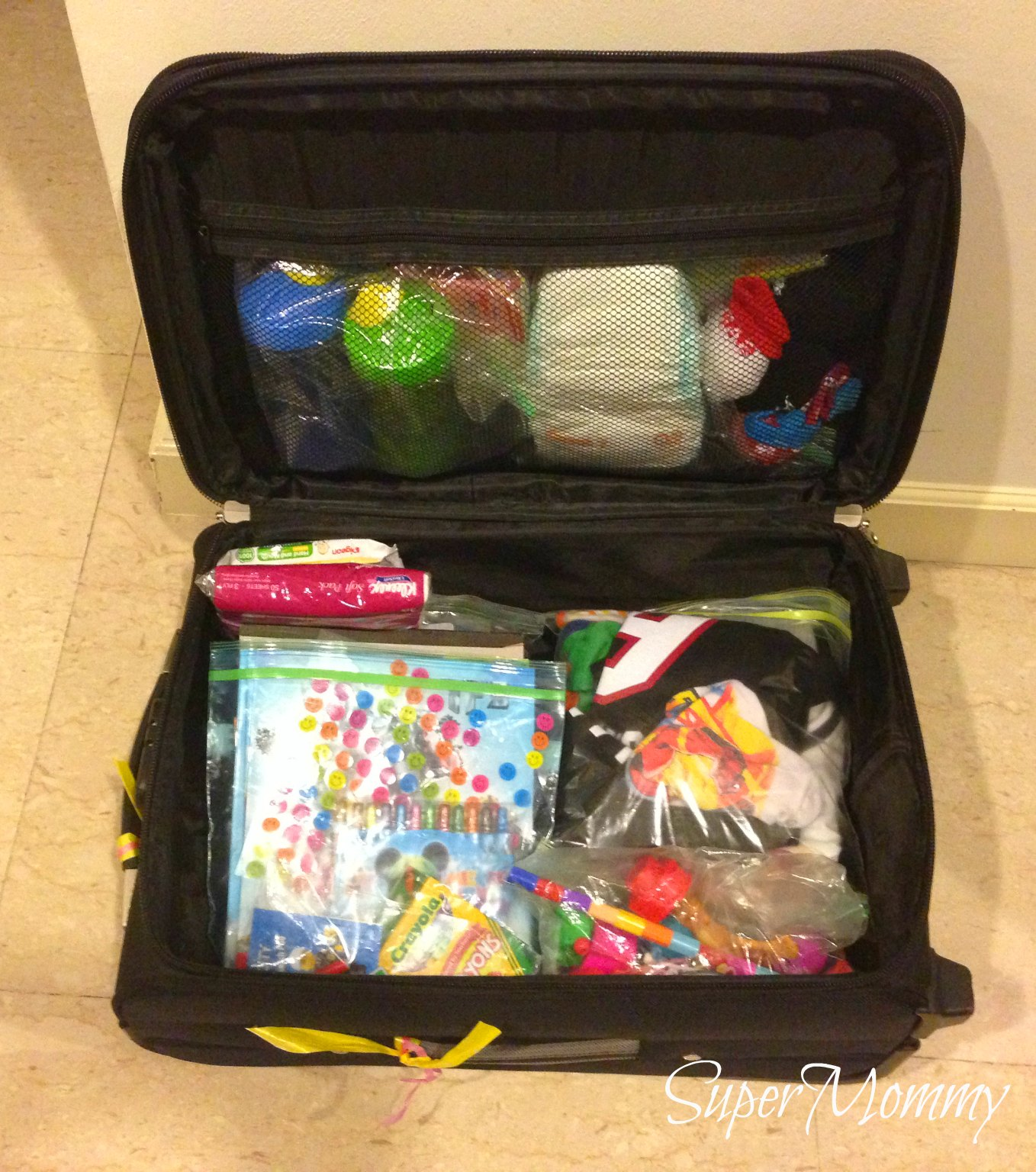 Travel Tips for Kids: What to Pack In Your Carry-On Bag ...