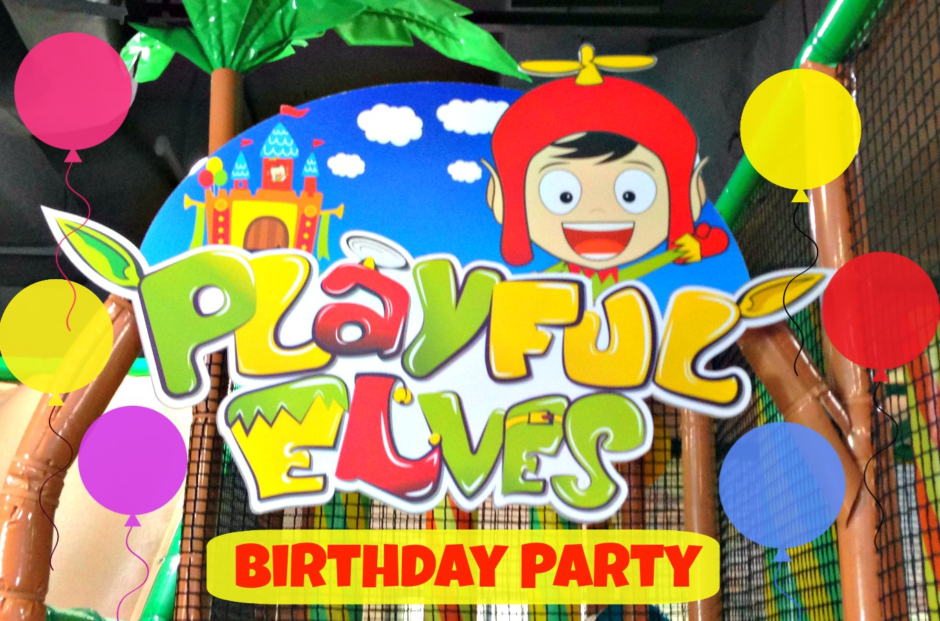 playful elves the perfect kid s birthday party venue in singapore