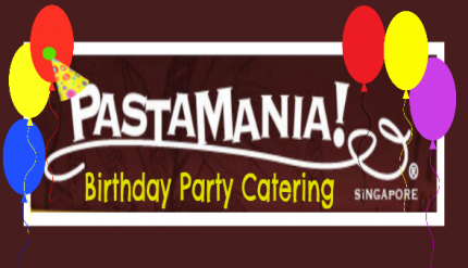 Pastamania Catering - Kid's Birthday Party Food