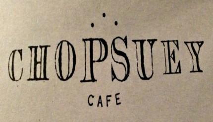 Chopsuey Cafe - Dempsey