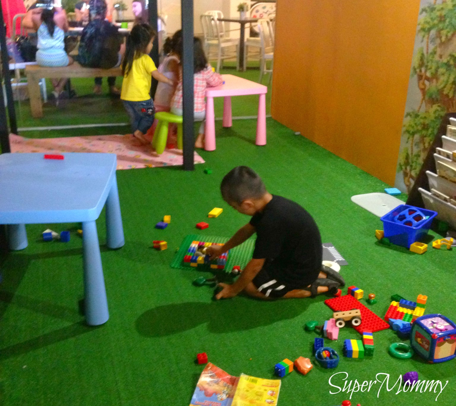 The Treehouse Cafe - A Child Friendly Restaurant at The ...
