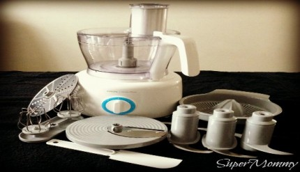 Philips Jamie Oliver Food Processor
