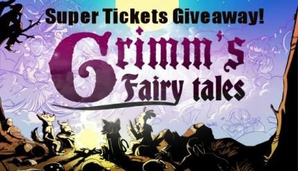 Grimm's Fairy Tales - iTheatre - Singapore