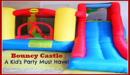 Bouncy Castle - Birthday Party Rentals - Kids - Singapore