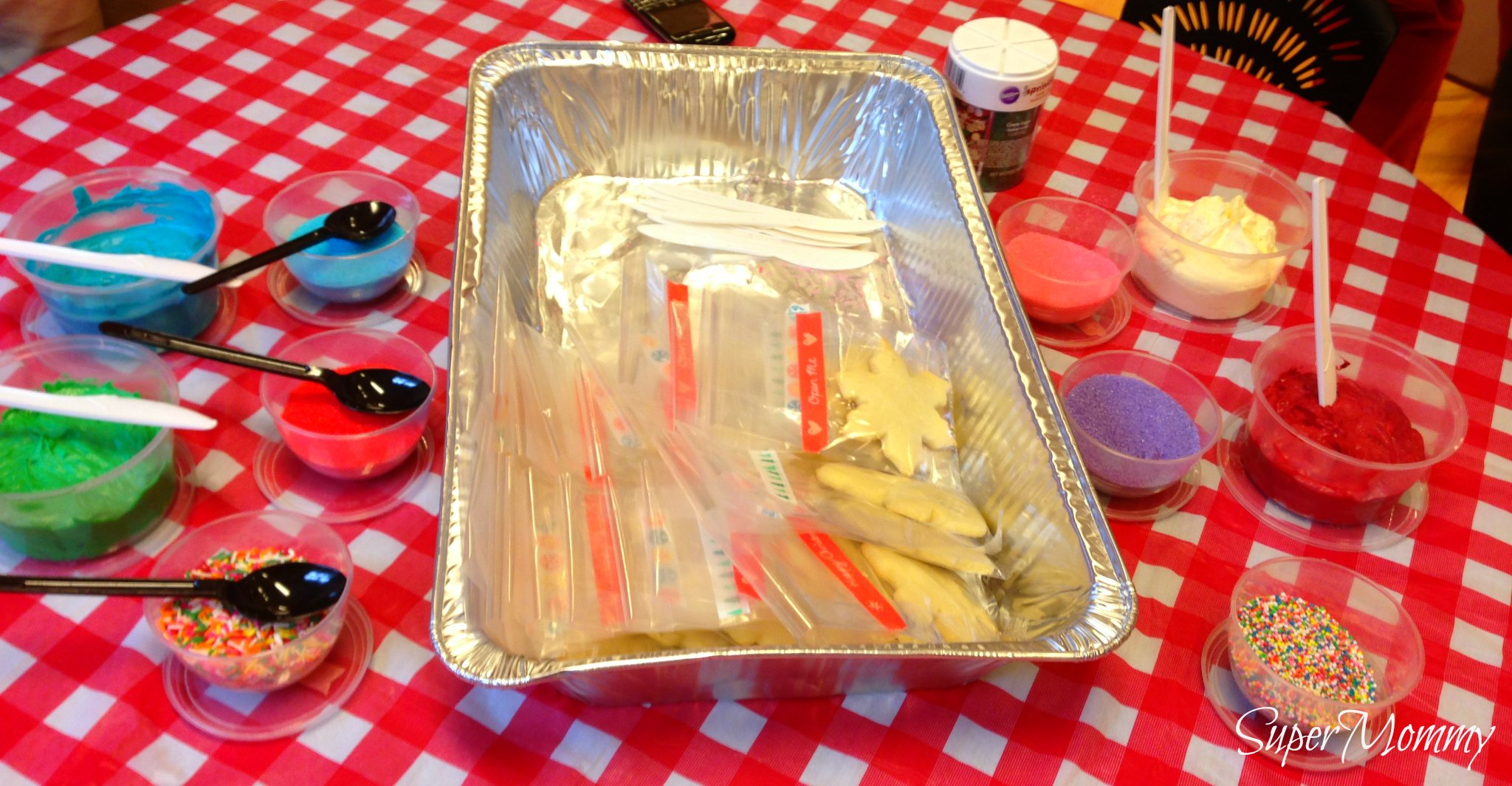 You ... & Kidu0027s Cookie Decorating Activity - An Easy Birthday Party Idea