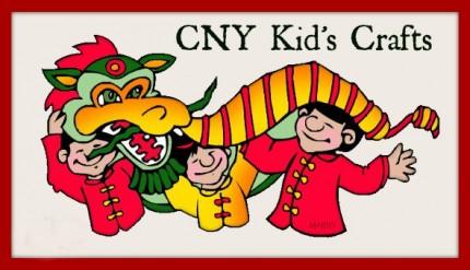 CNY Easy Kid's Crafts