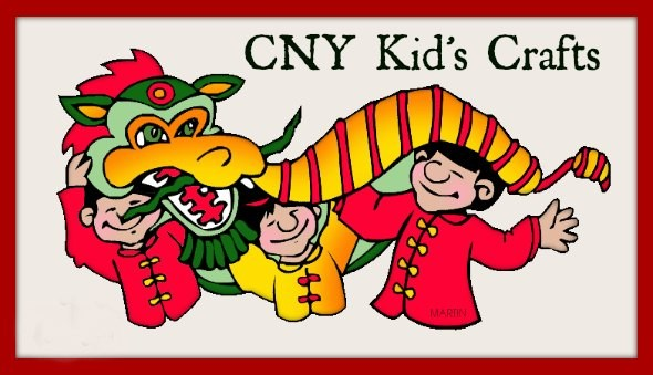 CNY Easy Kid's Crafts