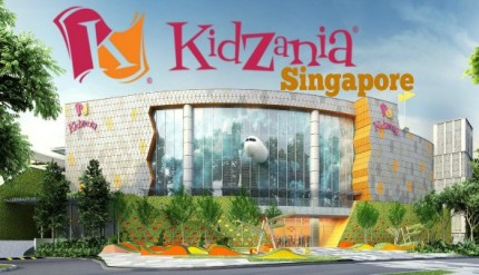 KidZania Singapore Sentosa Coming Soon