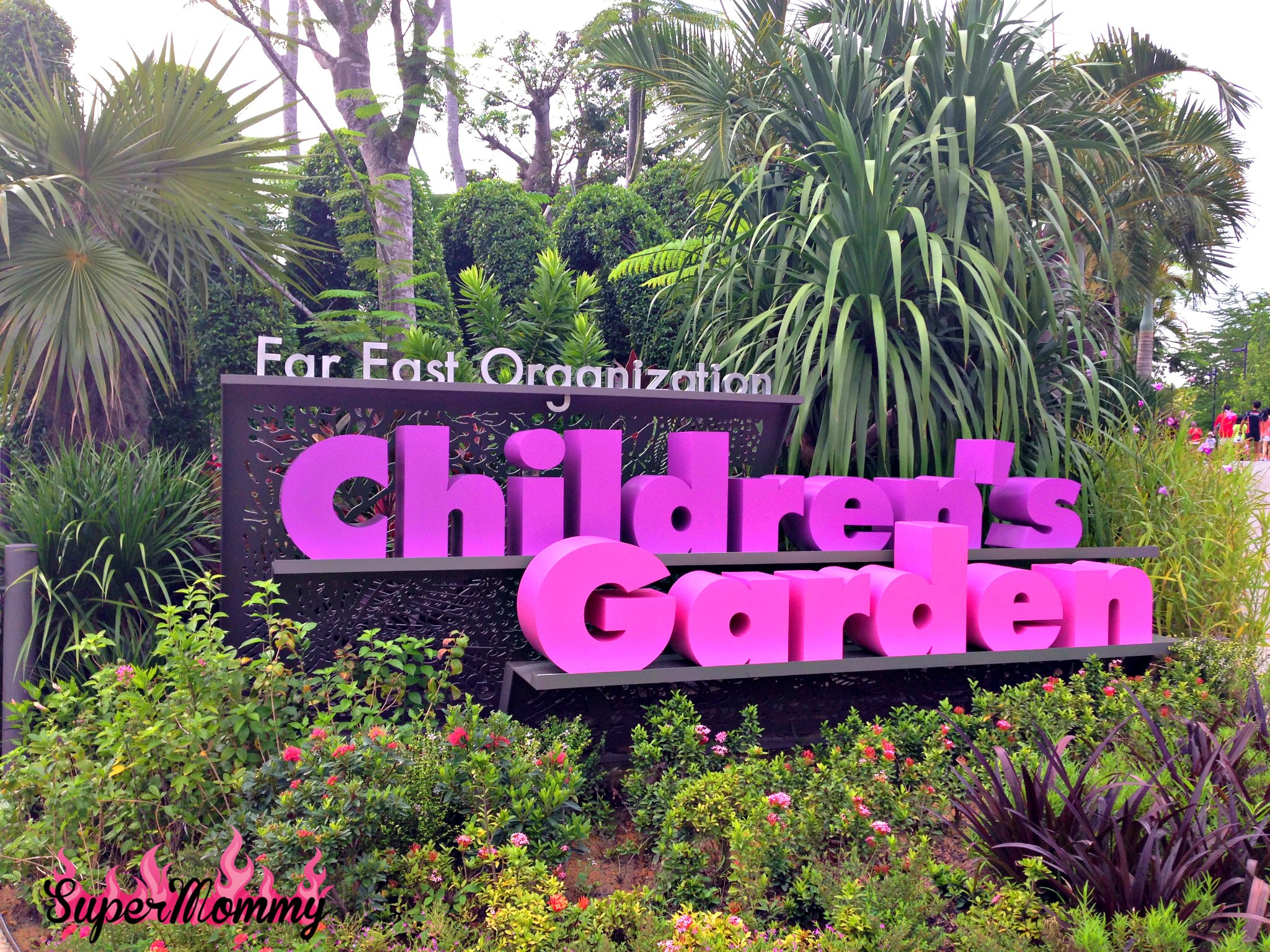 Childrenu0027s Garden At Gardens By The Bay Singapore