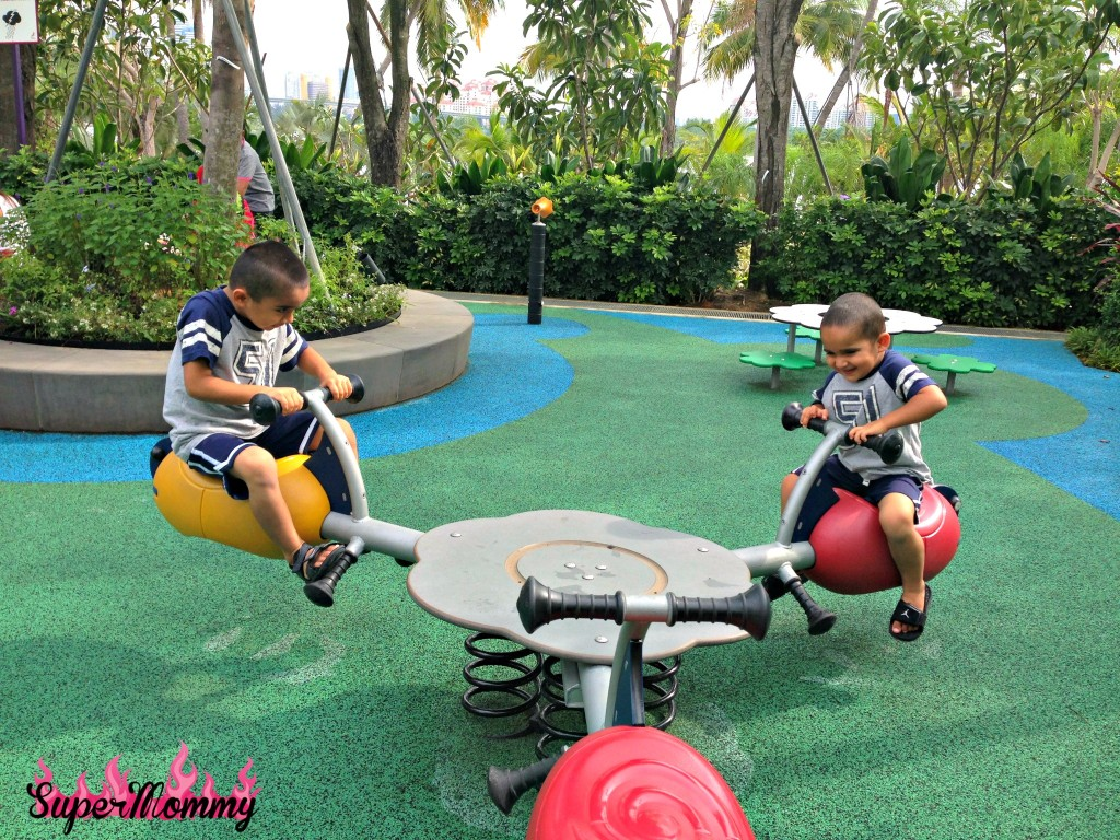Children's Garden - Garden's By The Bay