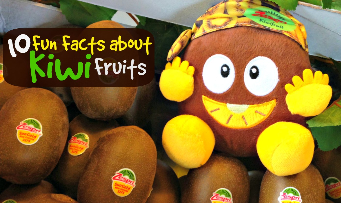 healthiest fruits kiwi fruit facts