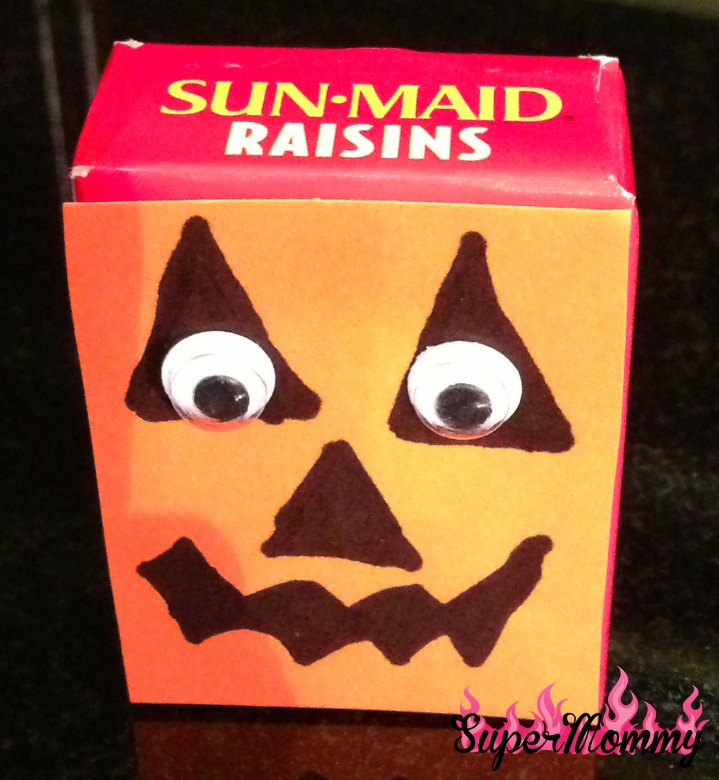 Healthy Halloween Trick-or- Treat for Kids
