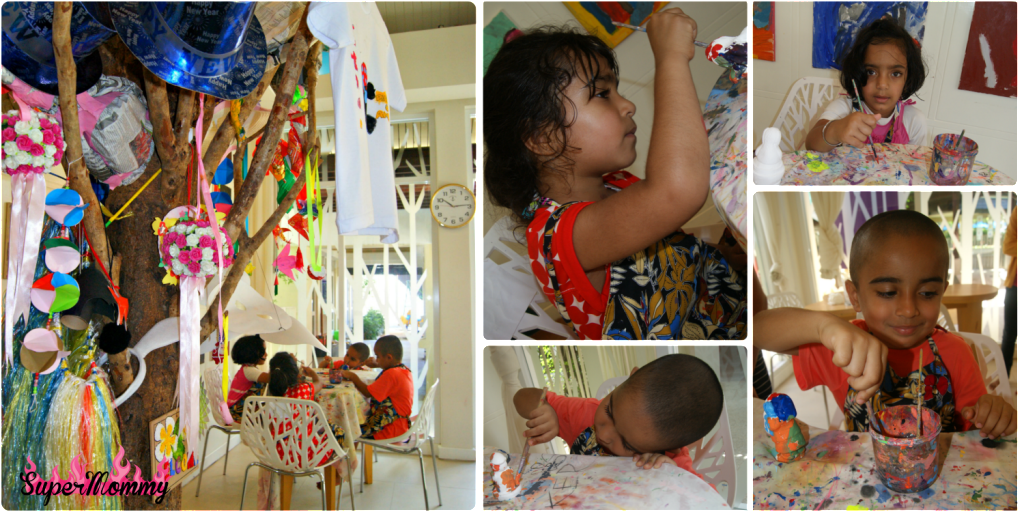 Angsana Laguna Phuket Kids Club Activities