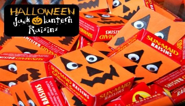 Kids Healthy Halloween Treat