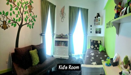 Converting Baby Room to Toddler Kids Room