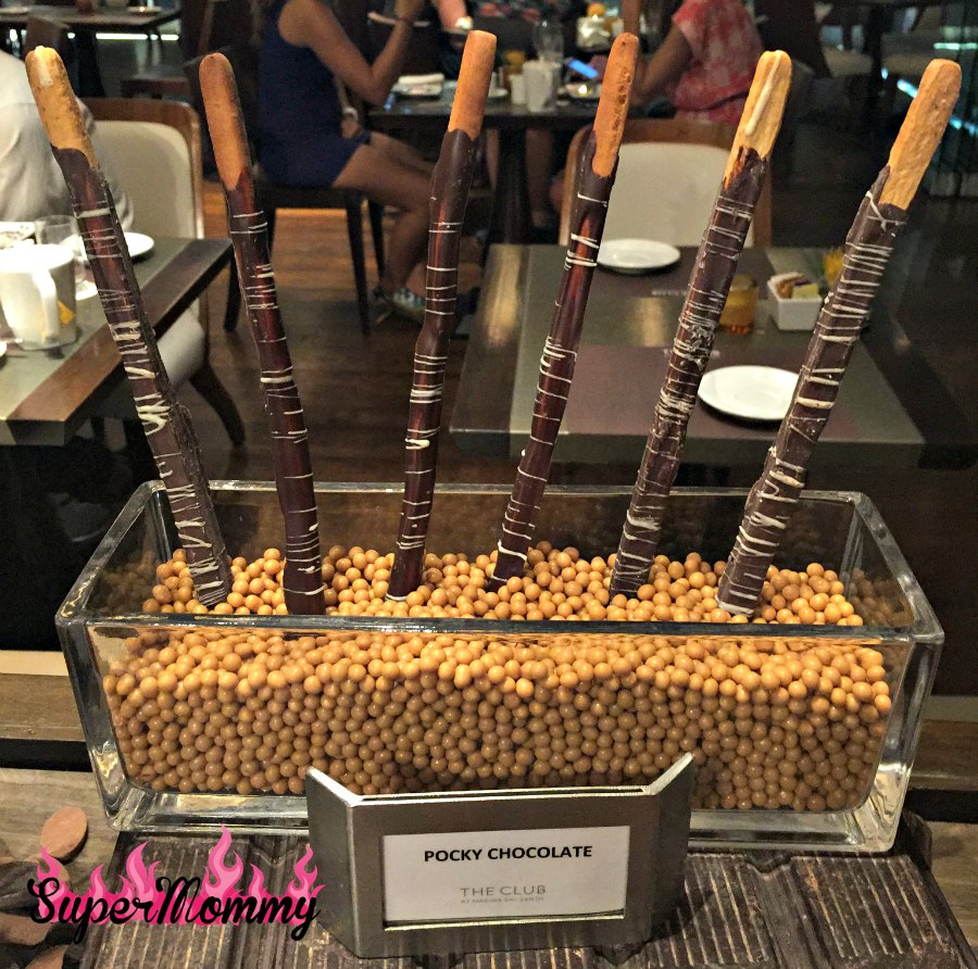 MBS Cheese & Chocolate Bar 16