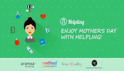 Helpling part-time maid singapore