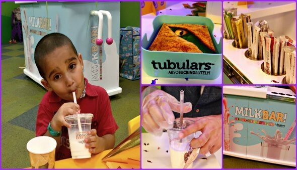 "A Birthday Party ""Milk Bar"" by Tubulars"