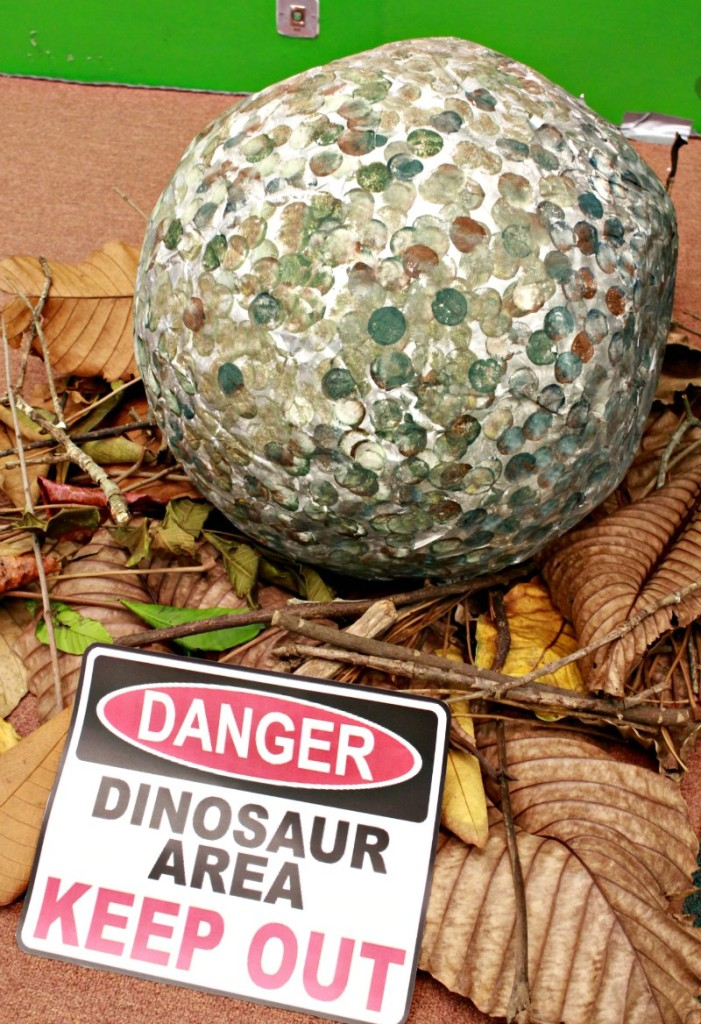 Kids Dinosaur Birthday Party Dino Egg Pinata