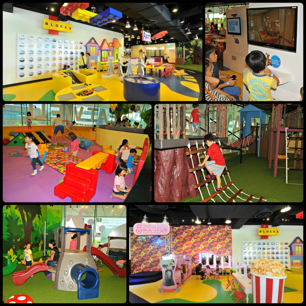 Kids Birthday Party Cool de Sac Suntec