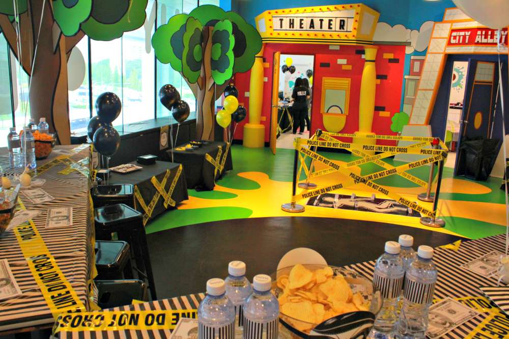 Kids Birthday Party at Cool de Sac Suntec