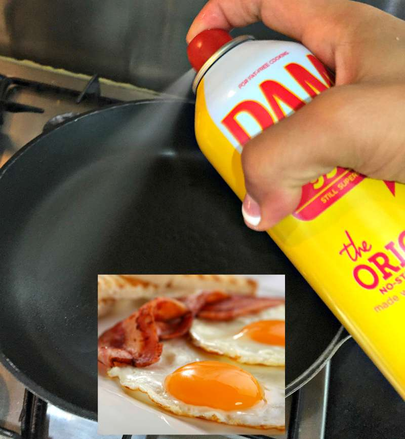 PAM Cooking Spray Kitchen Tips