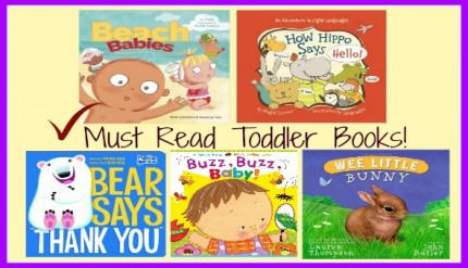 Toddler Baby Board Books Must Read