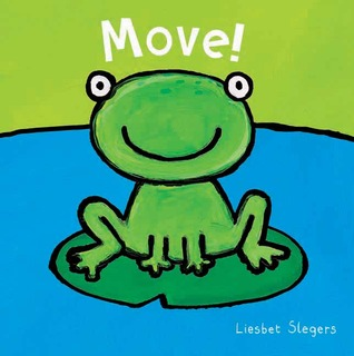 Move! Must Read Toddler Board Book