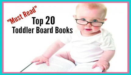 Must Read Best Top Toddler Baby Board Books