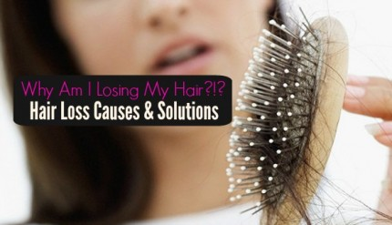 Hair Loss in Women Pregnancy Hormones Causes Solutions