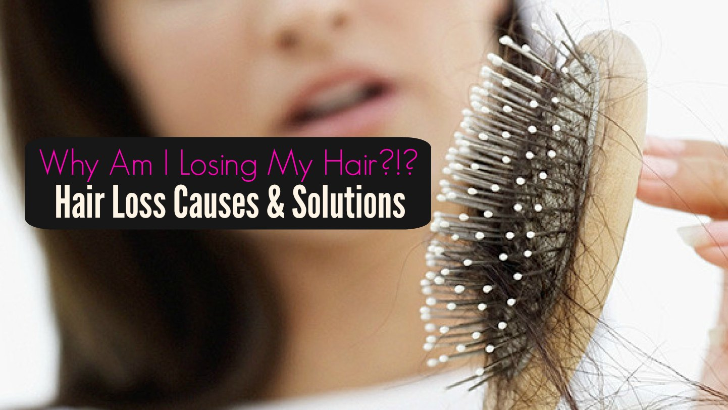 Hair Loss Causes & Solutions for Women - photo#31
