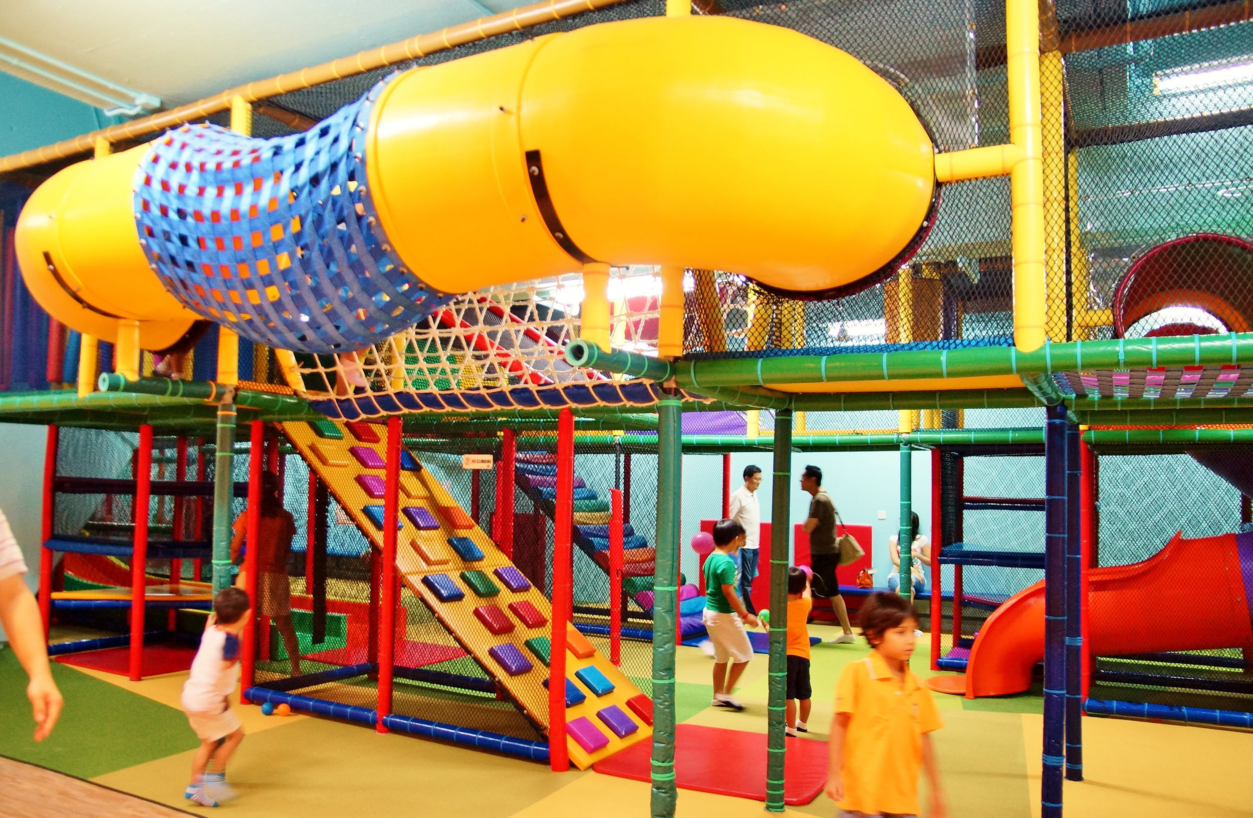 25 Singapore Indoor Playgrounds for Babies Toddlers & Kids