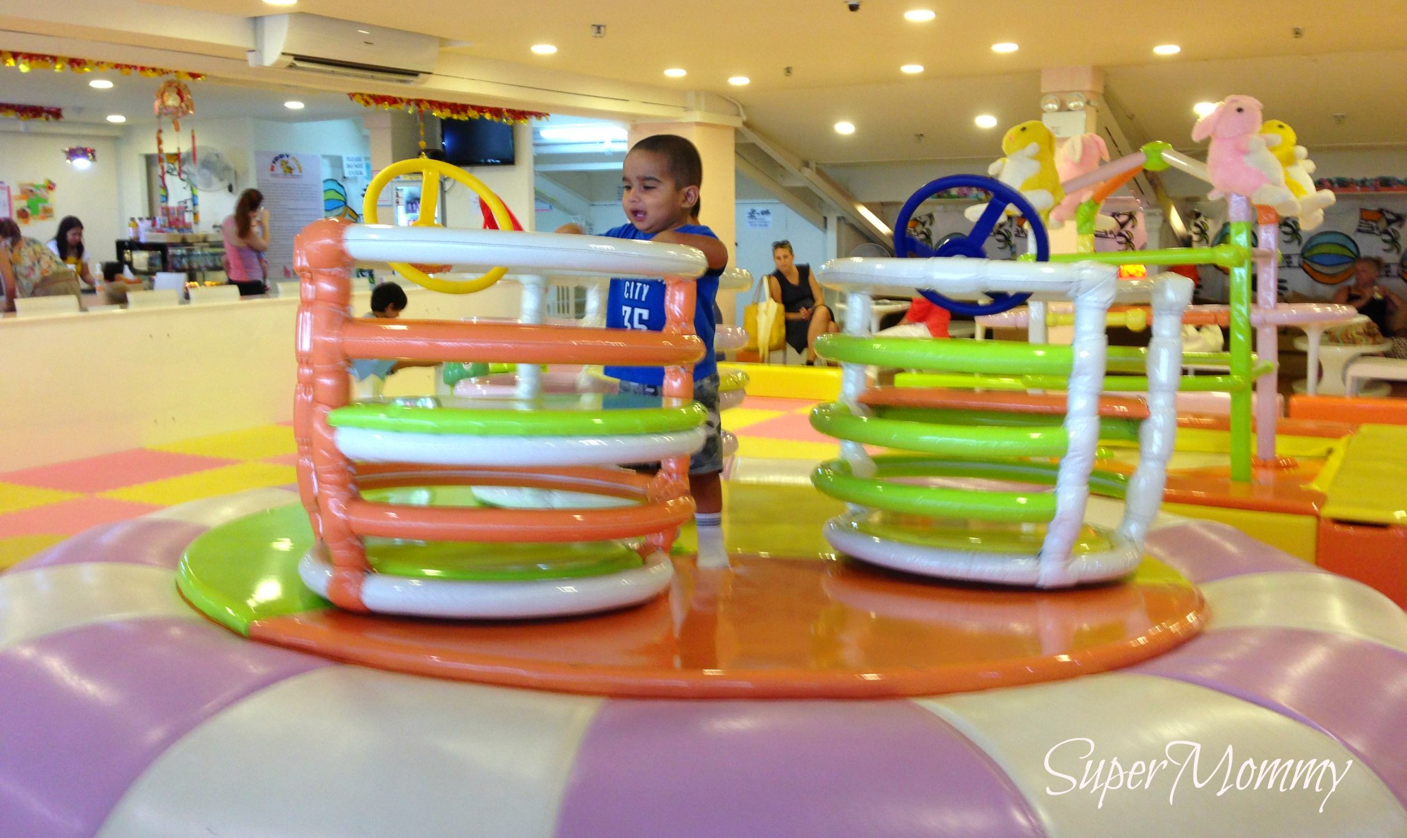 Indoor Children Playground: 25+ Singapore Indoor Playgrounds For Babies, Toddlers & Kids