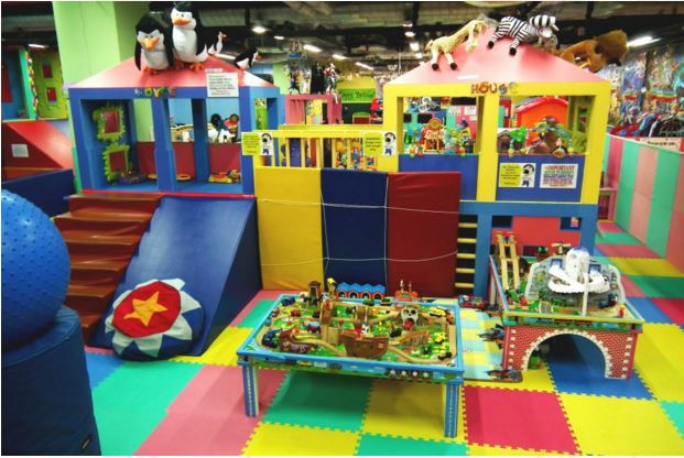 25+ Singapore Indoor Playgrounds for Babies, Toddlers & Kids