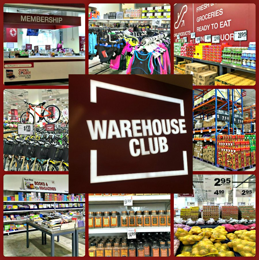 Warehouse Club Jurong Singapore Membership Location Hours