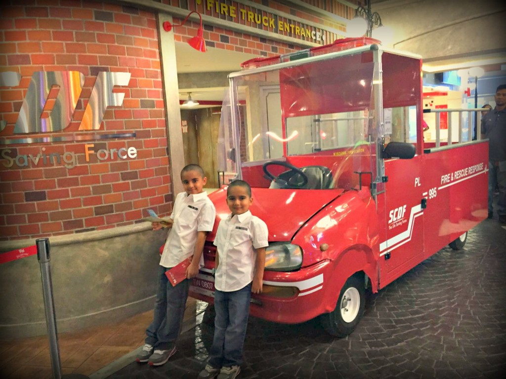 Firefighter Themed Boys Birthday Party Ideas