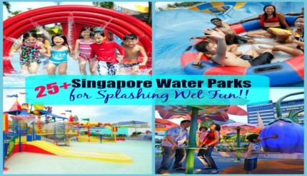 Singapore Waterpark Water Play Swimming Kids Toddler Outdoor Playground