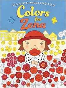 Colors for Zena - Best Preschool Books for Kids