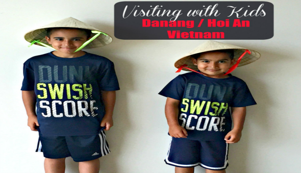 Kid Friendly places Danang Hoi An Vietnam