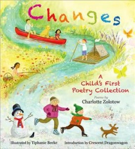 Changes A Child's First Poetry Collection