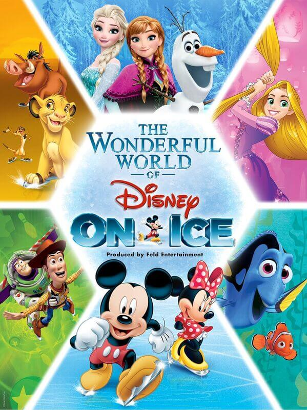 We're getting ready here at the Covelli Centre to enter a world where adventure is waiting at Disney On Ice presents FROZEN. Join the Disney Princesses as they learn that courage leads the way!