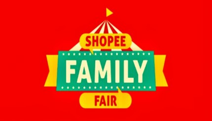 Online Shopping Shopee Family Fair Coupon Promotion Discount Code