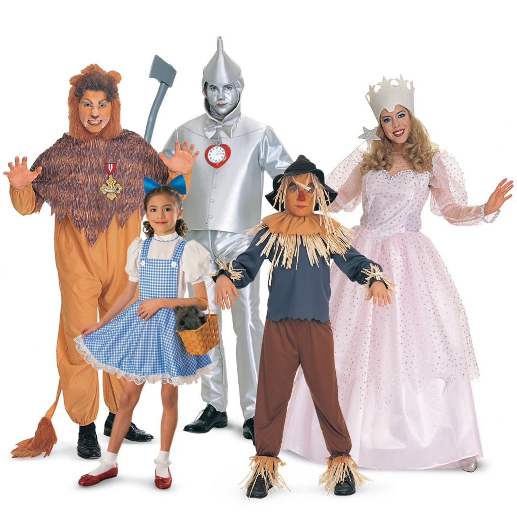 Family Group Halloween Costume Ideas  sc 1 st  SuperMommy & 75+ Family / Group Halloween Costume Ideas
