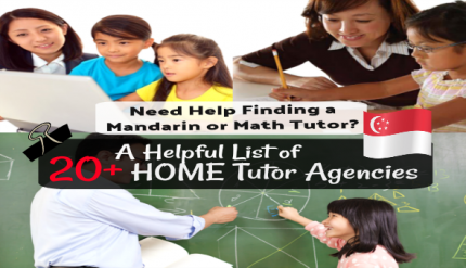 Find a Mandarin Chinese Home Tutor Singapore Math English Science